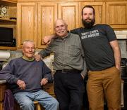 26th Jan 2019 - 3 Generations of Gentlemen or: 3 gens of gents
