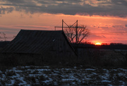 25th Jan 2019 - Kansas Sunset 1-25-19