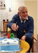 28th Jan 2019 - My father-in-law is 90 today - certainly something to celebrate!