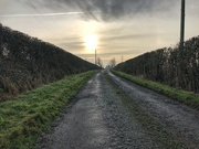 28th Jan 2019 - The long road home