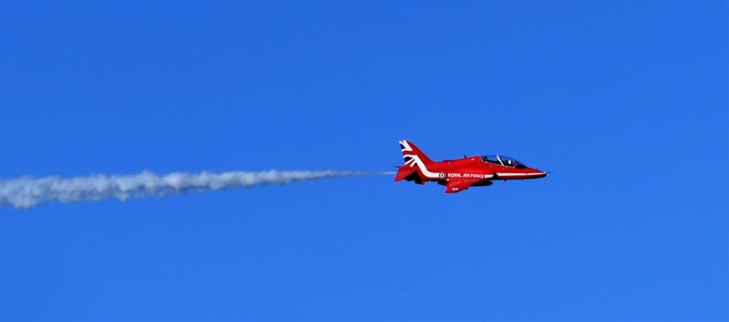 Red Arrow by carole_sandford