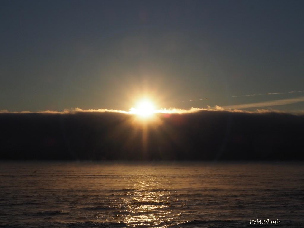 Fleeting Sunrise by selkie