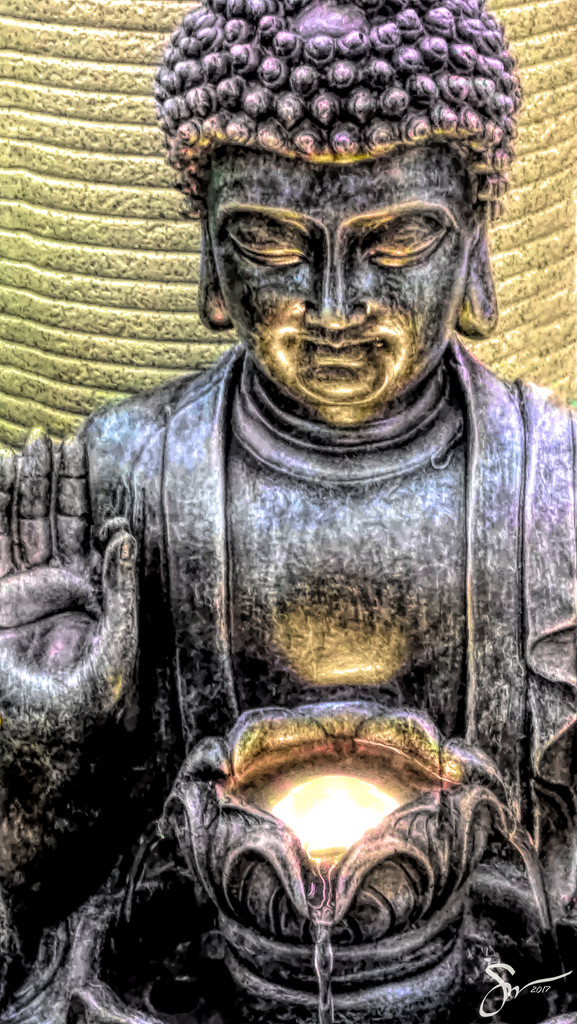 The Buddha by skipt07