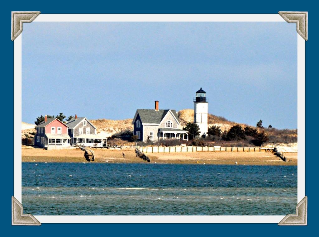 Barnstable Harbor Lighthouse by sailingmusic