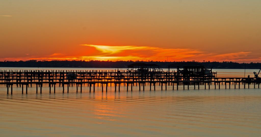 Sunset Tonight! by rickster549
