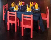 31st Jan 2019 - The children's table