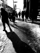 30th Jan 2019 - Zombies walking in the cold outside