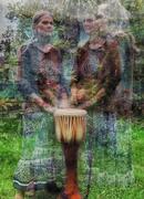 31st Jan 2019 - drum circle