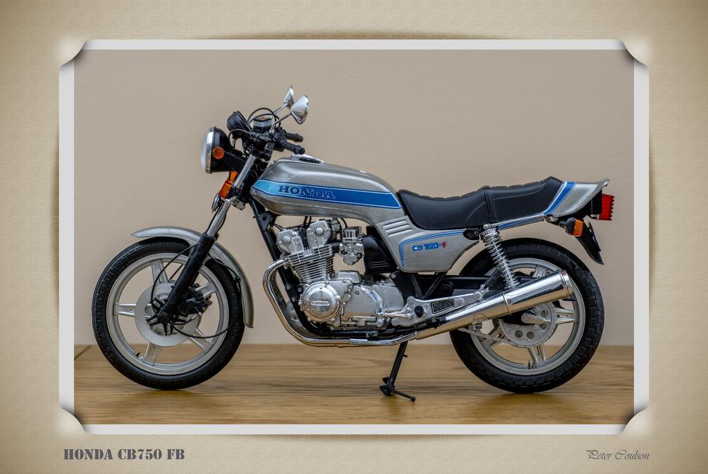 Honda CB750 Model by pcoulson