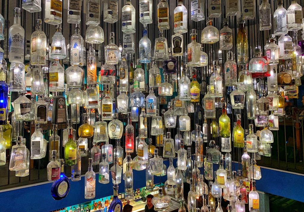 Empty bottles.  by cocobella