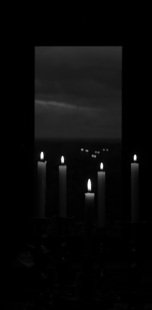 Seeing the Light: 2 of 3  Feast of Candlemas  by s4sayer
