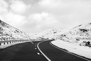 2nd Feb 2019 - Up the pass