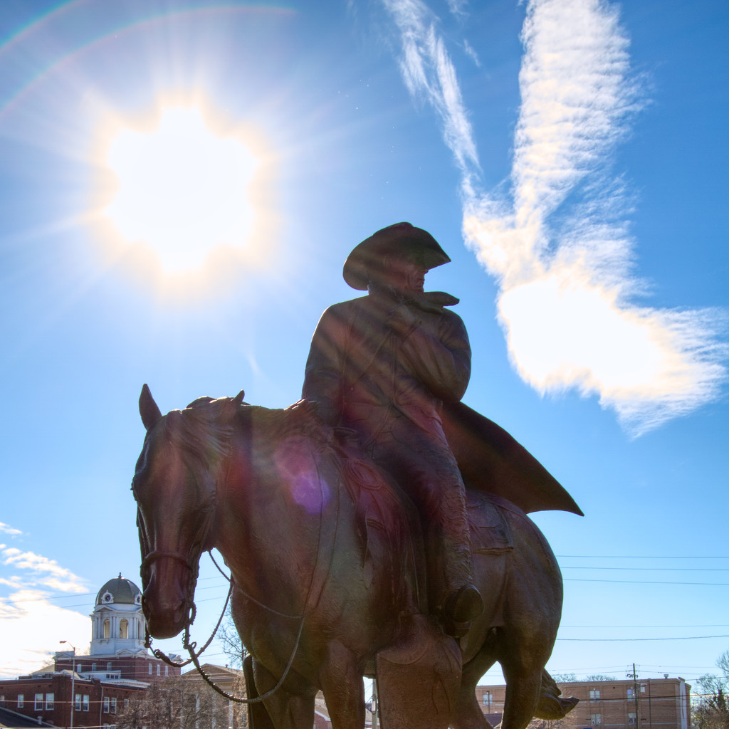 Cowboy's Angel by kvphoto