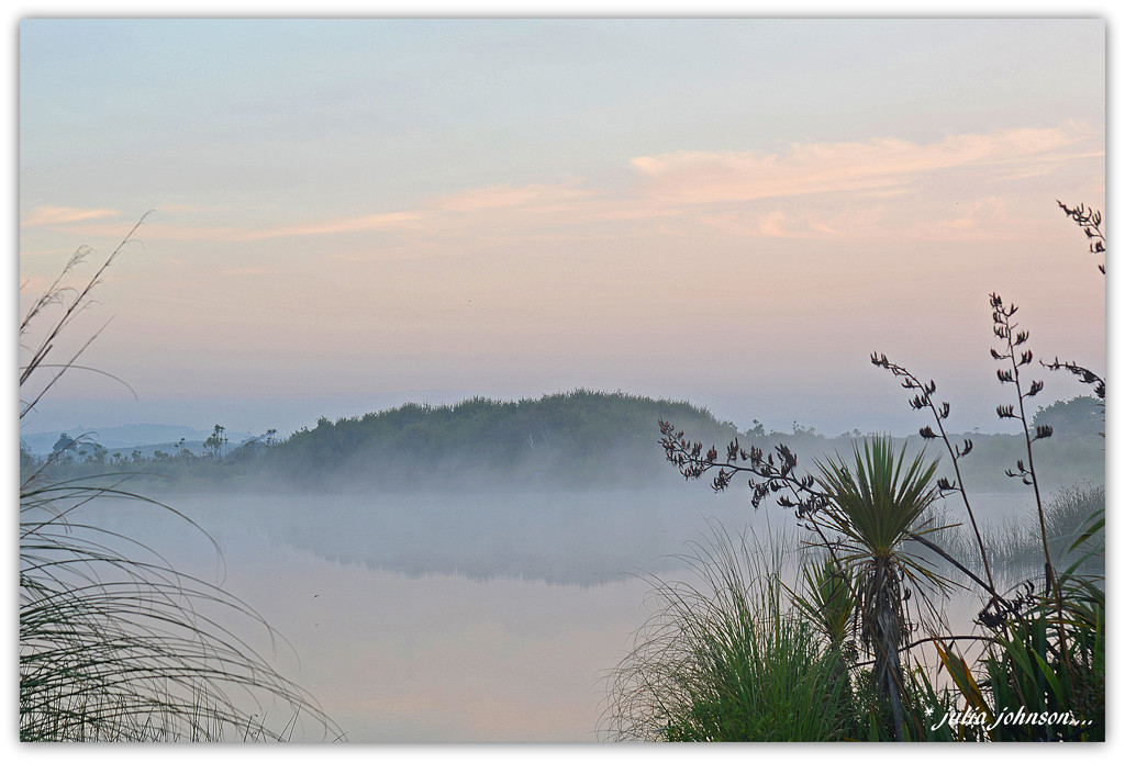 River Mist ... by julzmaioro
