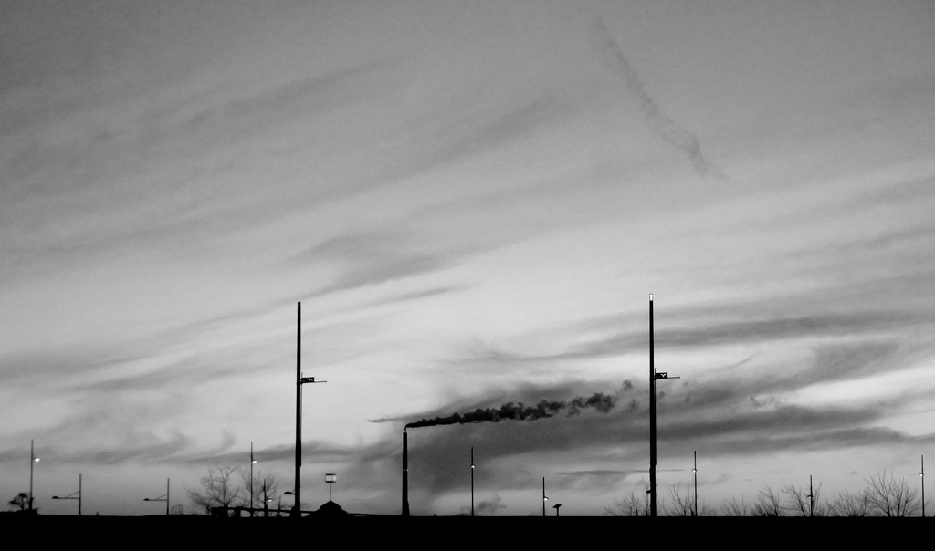 Steam & Clouds by toinette