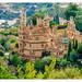 Castillo De Colomares,Benalmadena by carolmw