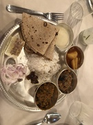 3rd Feb 2019 - Traditional lunch