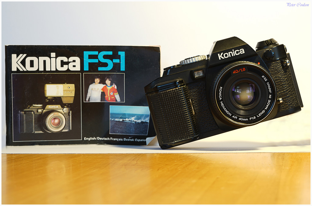 Konica FS1 by pcoulson