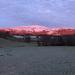 Snowy Sunrise Tal y Fan by dailydelight