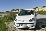 4th Feb 2019 - THE VOLKSWAGON UP