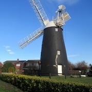 4th Feb 2019 - Windmill