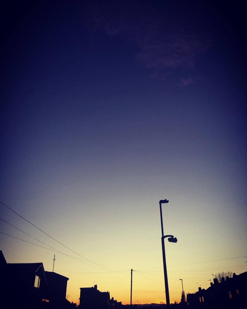Sunset by naomi