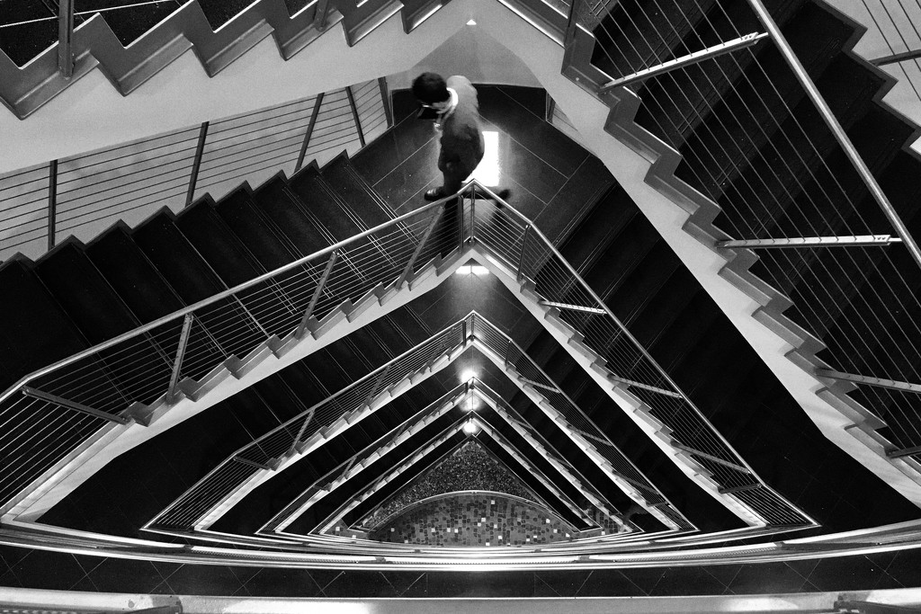 Staircase by vincent24