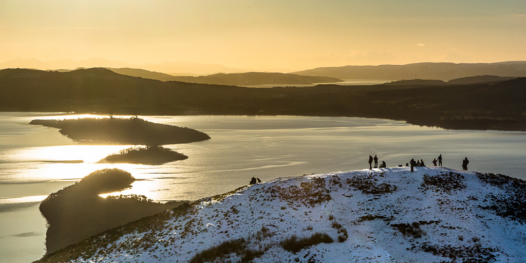 Conic Hill by iqscotland