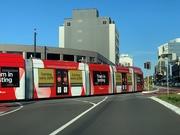 4th Feb 2019 - Newcastle trams