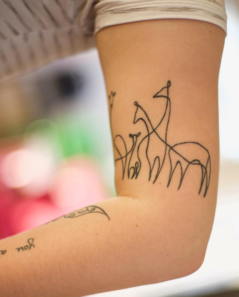Tattoo by loweygrace