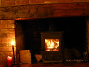 5th Feb 2019 - A nice fire to sit by on a cold day