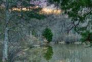 4th Feb 2019 - Hickory Lake Sunset