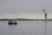 6th Feb 2019 - Misty Portchester Harbour