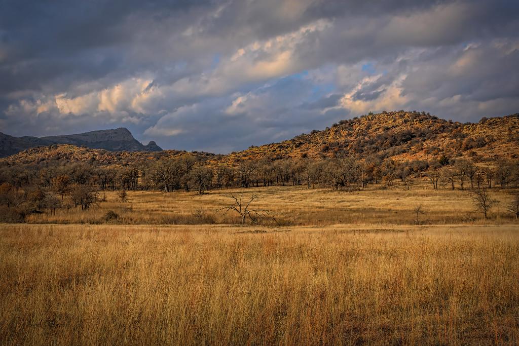 Wichita Mountains by samae