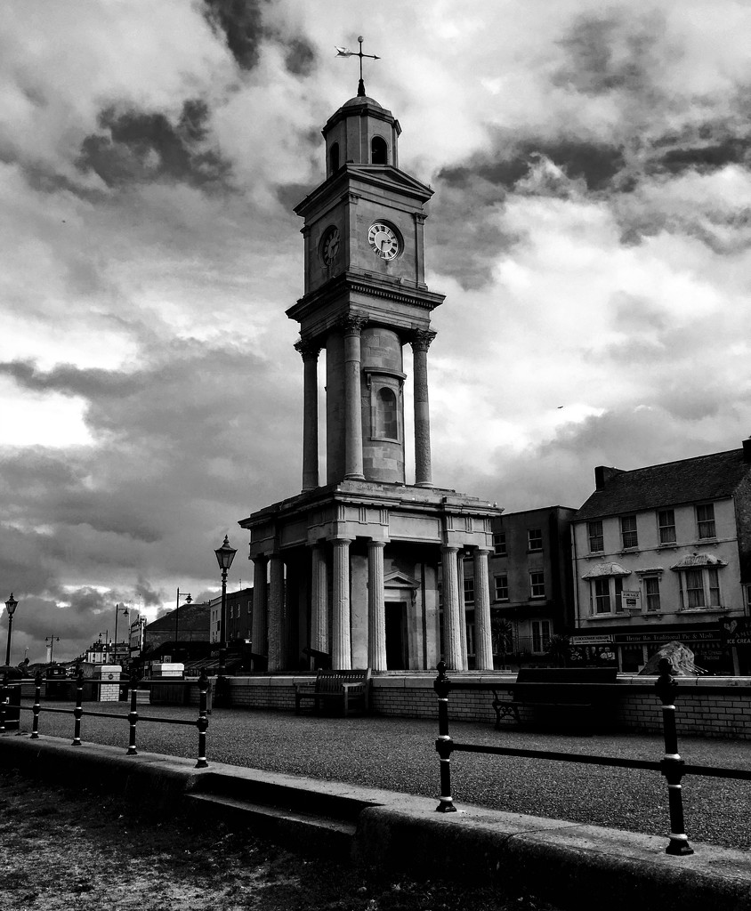 Herne Bay Clock Tower by 4rky