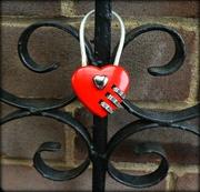 5th Feb 2019 -  Love  Lock.