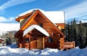 6th Feb 2019 - Colorado Log Cabin