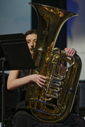 7th Feb 2019 - Tuba recital