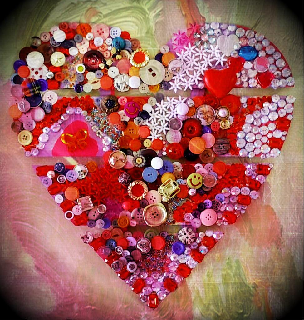 Busy Heart  by jo38