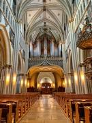 9th Feb 2019 - Inside saint Nicolas church.
