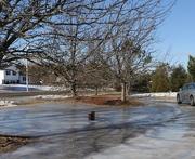 6th Feb 2019 - Icy Driveway