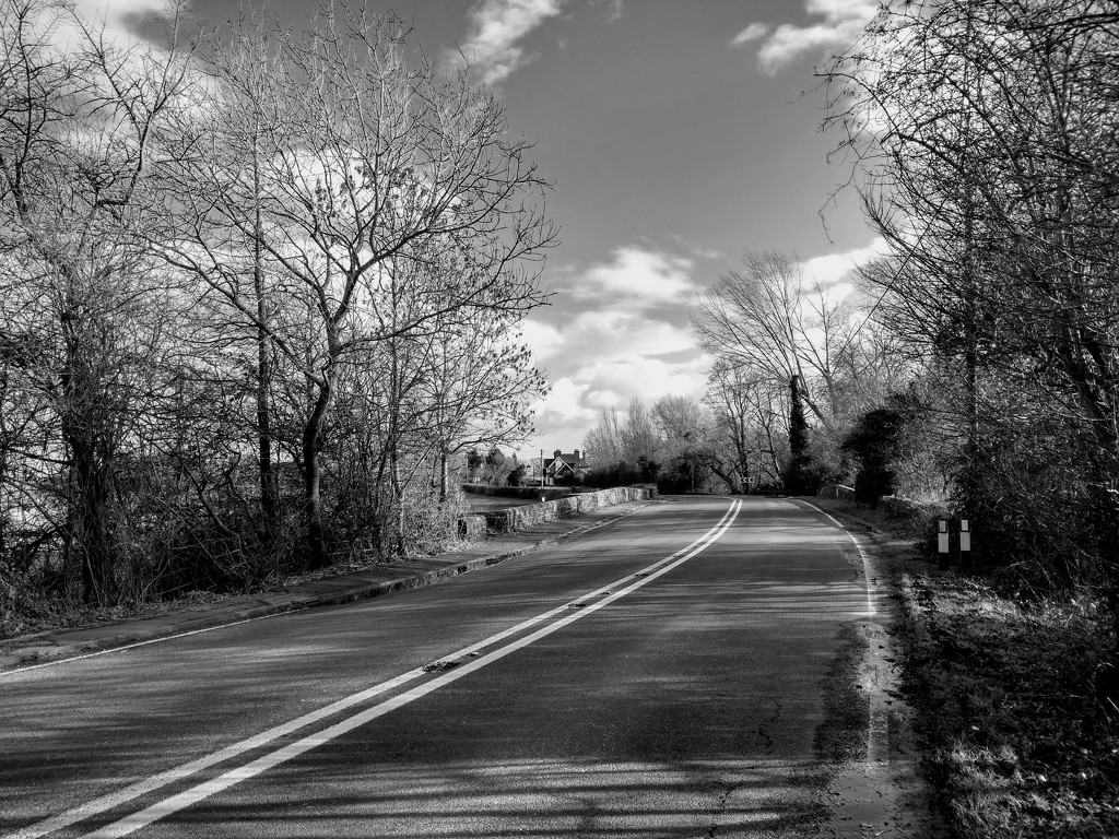 Country Road by 4rky