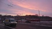 7th Feb 2019 - tas grazus dangus varant su busu i darba