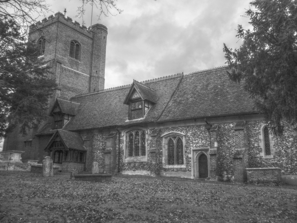 A seven hundred year old church by shannejw