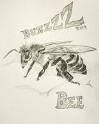 9th Feb 2019 - Buzz Bee