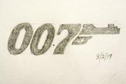 8th Feb 2019 - James Bond