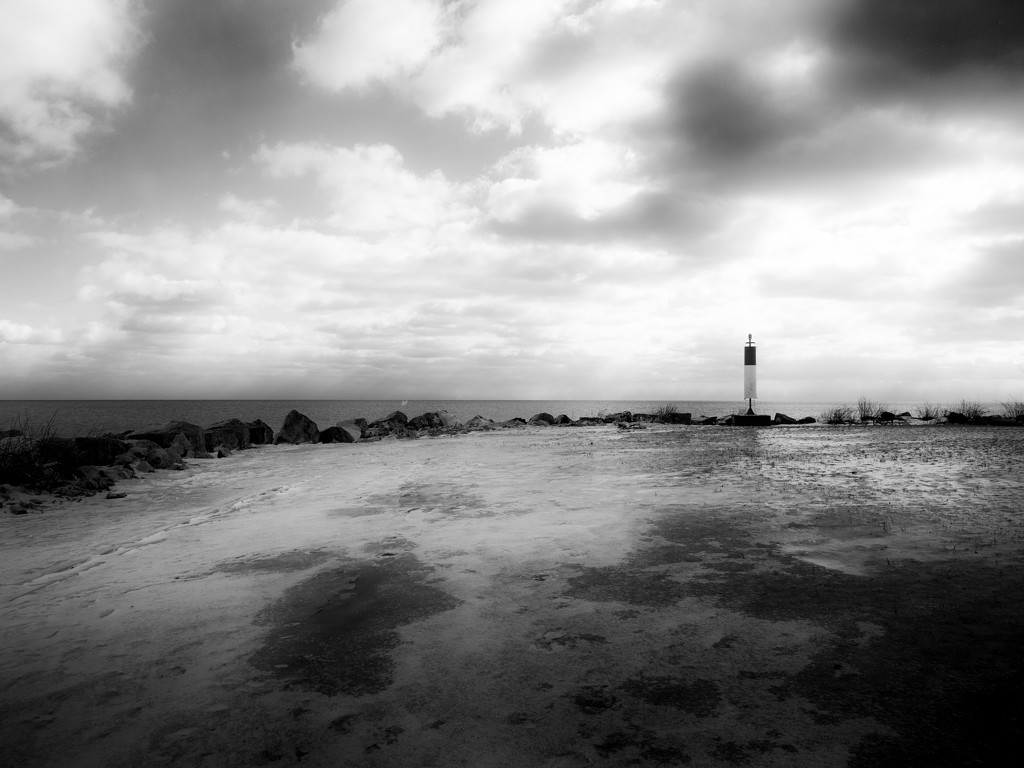the lighthouse by northy