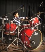 9th Feb 2019 - Meet our new drummer
