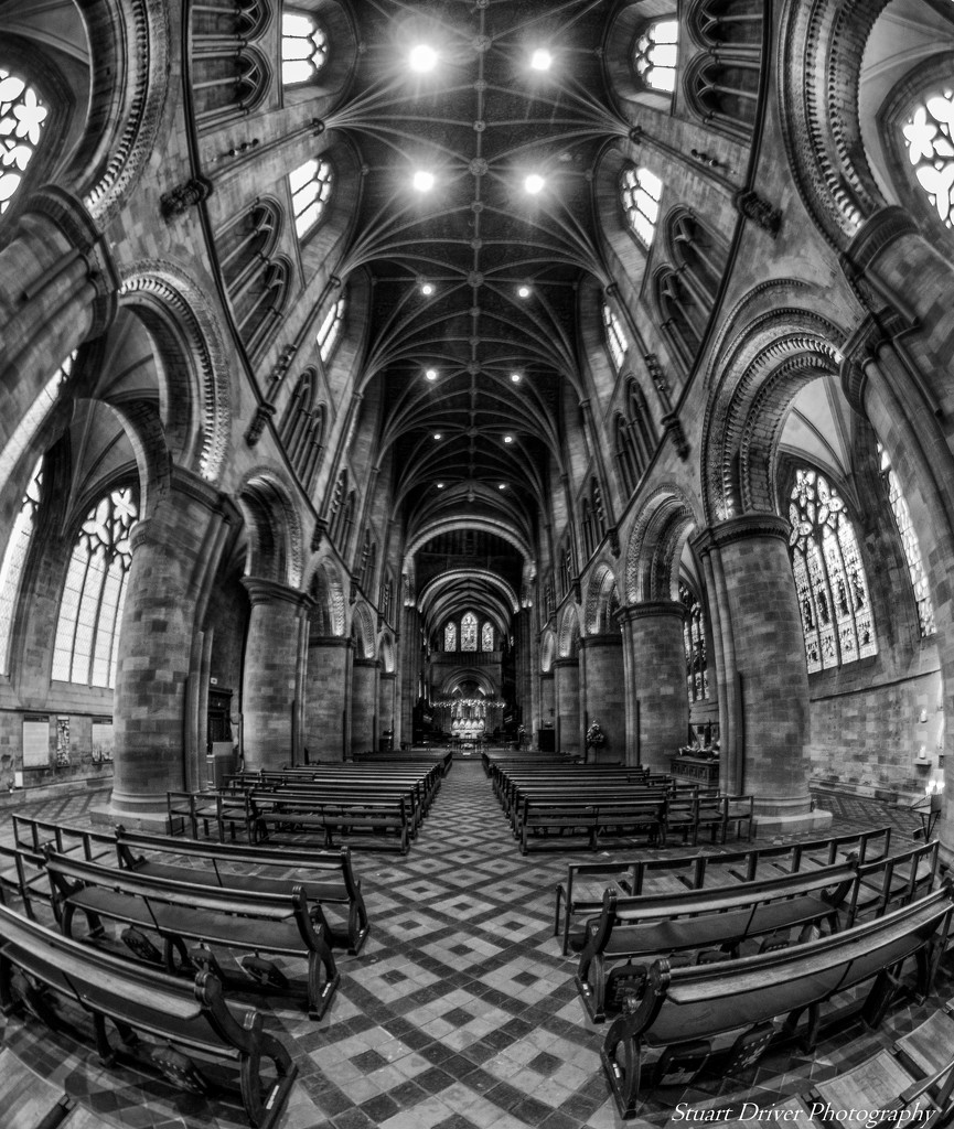 Hereford Cathedral by pasttheirprime
