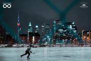 """9th Feb 2019 - Day 1454 """"Hockey Night in Canada"""""""